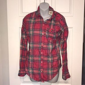 New with tags Hollister Button down